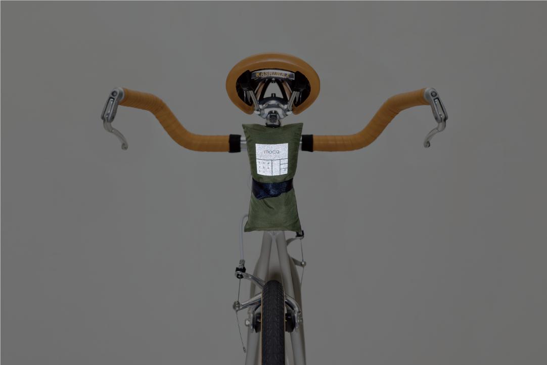 mocaワンシート 自転車シートポスト